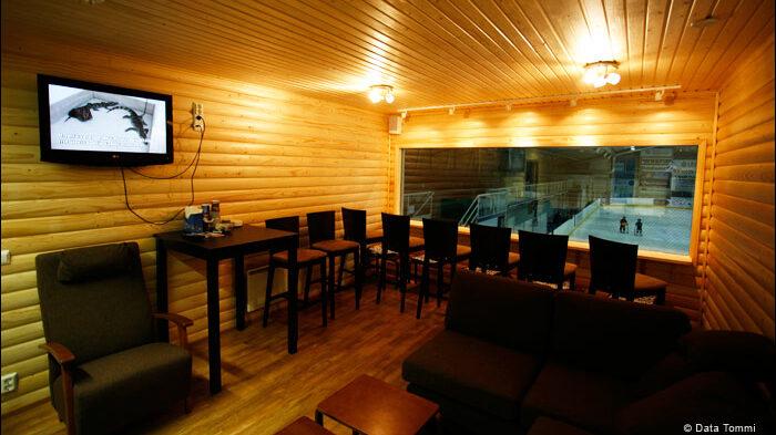 Lempäälän jäähallin VIP-tilat, kuva